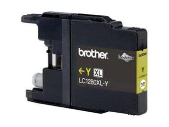 FP Brother LC1280XLY Yellow 1200sid.