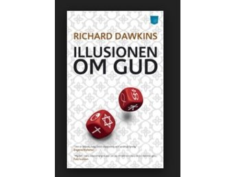 """Illusionen om Gud"", Richard Dawkins, pocket"