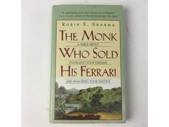Bok, Robin Sharma: The Monk Who Sold His Ferrari