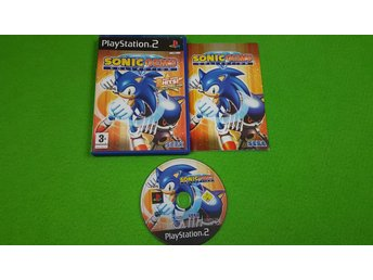 Sonic Gems Collection KOMPLETT PS2 Playstation 2