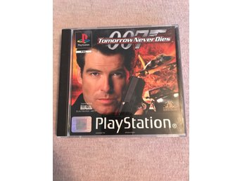 007 Tomorrow Never dies Playstation 1