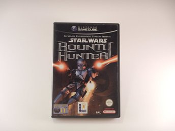 Nintendo Gamecube   --  Star Wars Bounty  --  PAL