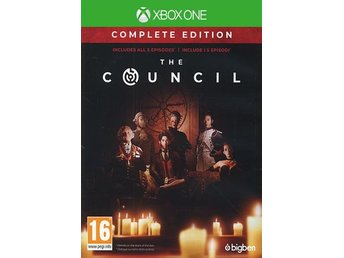 The Council (XBOXONE)