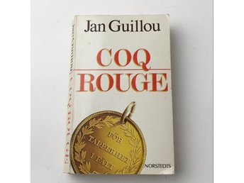 Bok, Coq Rouge, Jan Guillou, Pocket, ISBN: 9789118723216, 1987
