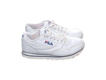 Fila, Sneakers, Strl: 37, Vit
