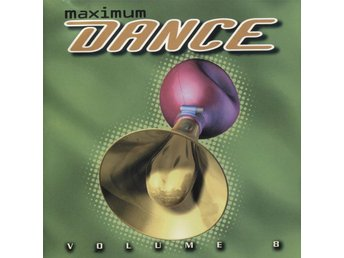Maximum Dance 8 - 1999 - CD