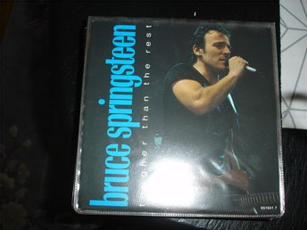 Bruce Springsteen- Tougher than the rest-singel