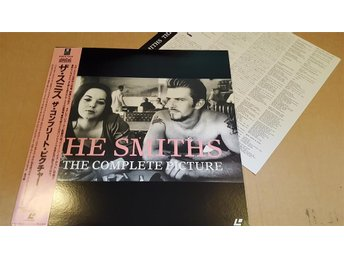 SMITHS, THE - COMPLETE PICTURE JAPAN LD