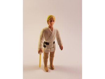 Luke Skywalker. Kenner, 1977. China. Fint skick.