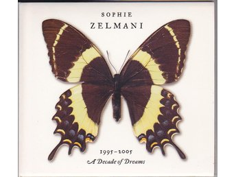 SOPHIE ZELMANI: A Decade of Dreams 1995-2005 Digipack CD