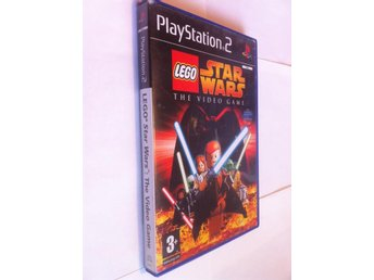 PS2: Lego Star Wars - The Video Game