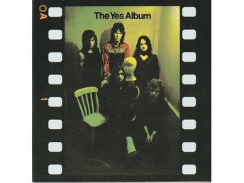 YES - THE YES ALBUM CD (REM) (JAPAN PAPER SLEEVE) NYSKICK! - Robertsfors - YES - THE YES ALBUM CD (REM) (JAPAN PAPER SLEEVE) NYSKICK! - Robertsfors