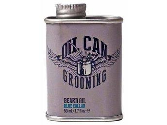 Oil Can Grooming Blue Collar Beard Oil 5 - Mölndal - Oil Can Grooming Blue Collar Beard Oil 5 - Mölndal