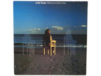 Judie Tzuke - Welcome To The Cruise 1979 LP