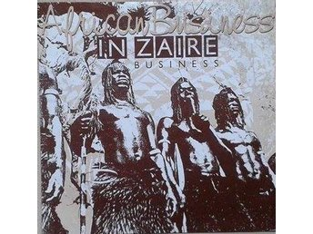 "African Business title* In Zaire Business* Hip-House, Euro House 12"" UK"