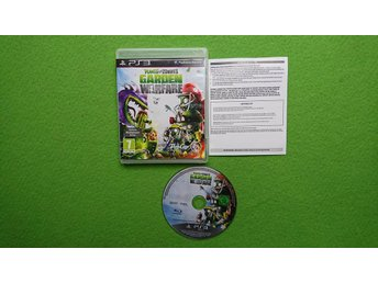 Garden Warfare Ps3 Playstation 3