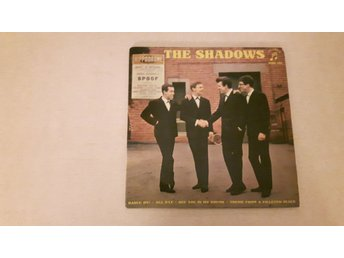 The Shadows - S/T (Endast Omslag)