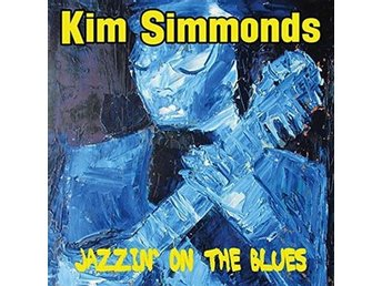 Simmonds Kim: Jazzin' on the blues 2017 (Digi) (CD)
