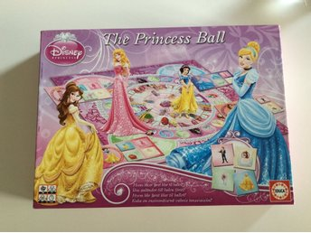 Disney princess spel