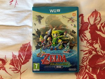 The Legend of Zelda: The Wind Waker HD - i gott skick (Wii U)