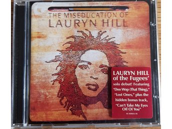 LAURYN HILL, The miseducation of