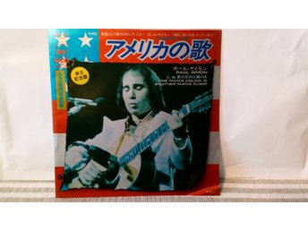 "Paul Simon 7 "" Singel american tune"