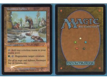 Yavimaya Hollow (078) FOIL - Urza's Destiny - NM/M - English