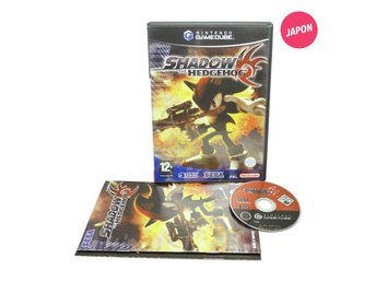 Shadow the Hedgehog (EUR / GC)