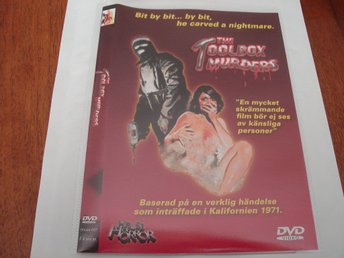 DVD-THE TOOLBOX MURDERS *1978*