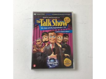 DVD Video, PC-spel, The talk show