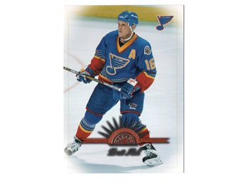 97-98 Leaf Brett Hull