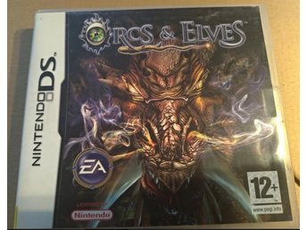 Orcs and Elves (Nintendo DS)