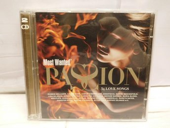 MOST WANTED PASSION - 2-CD