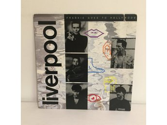 Frankie goes to Hollywood - Liverpool  Lp