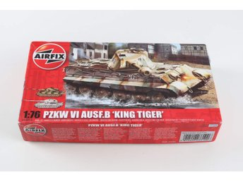 Byggmodell, Airfix, King Tiger