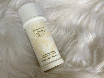 Elizabeth Arden white tea deodorant NY