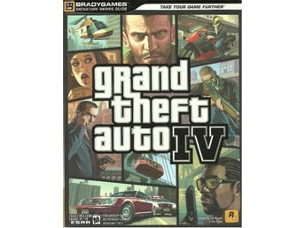 SPEL GUIDE - GRAND THEFT AUTO IV