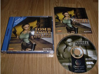 DC: Tomb Raider IV 4 the Last Revelation
