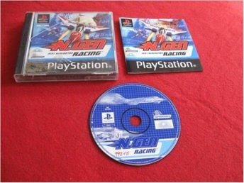 NEXT GENERATION RACING till Sony Playstation PSone - Blomstermåla - NEXT GENERATION RACING till Sony Playstation PSone - Blomstermåla