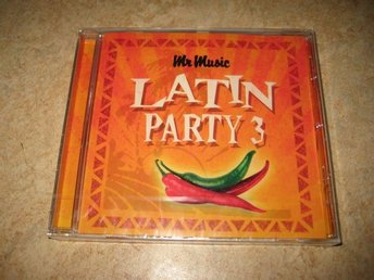 MR MUSIC LATIN PARTY 3.   GIPSY KINGS , SHAKIRA ,M.FL.