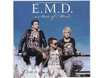E.M.D. - A State Of Mind - 2008 - CD