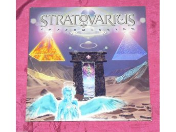 STRATOVARIUS - INTERMISSION - 15tr 2x BILD-LP + SLIPMAT - GER 2001 - 1a PRESS