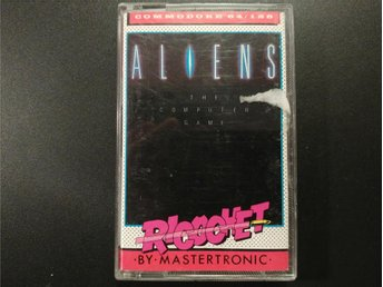 Aliens till Commodore 64 / 128 | C64 | C128 | Mastertronic