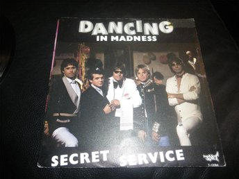 secret service dancing in madness singel
