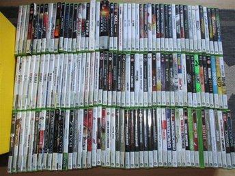 142 st olika Xbox 360 spel, störst på Tradera. - Härslöv - 142 st olika Xbox 360 spel, störst på Tradera. - Härslöv