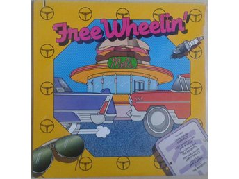 Various Artists  titel*  Free Wheelin'* Rock, Rock & Roll US LP