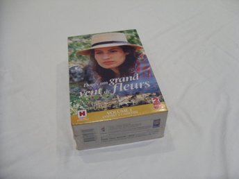Dans un grand vent de fleurs Volume 1 Fransk VHS PAL film movie utgåva