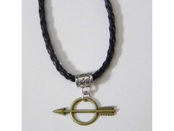 Pil halsband / Arrow necklace