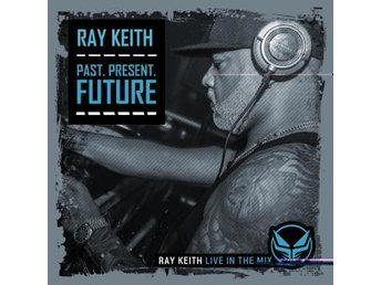 Keith Ray: Past Present & Future (2CD)