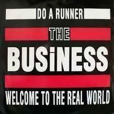 Business - Do a runner   Ep, punk, skinhead, oi